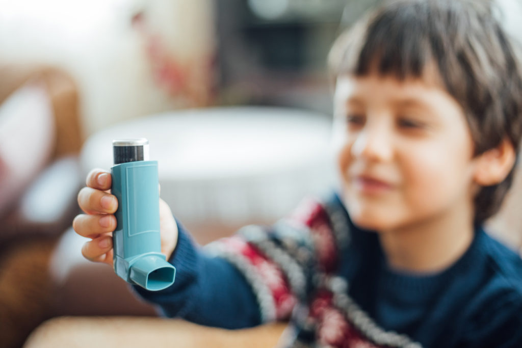 home air purifiers for childhood asthma